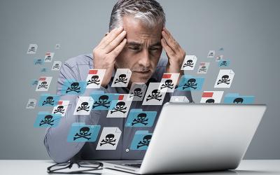 Wirus na stronie internetowej i jak go usunąć?